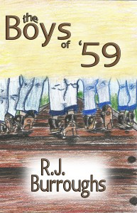 The Boys of 59 FRONT COVER