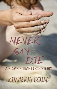 Never Say Die Front Cover