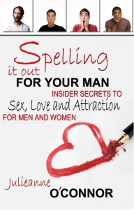 Spelling It Out For Your Man front Cover