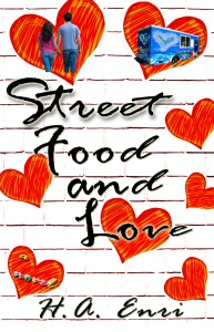 Street Food and Love Cover